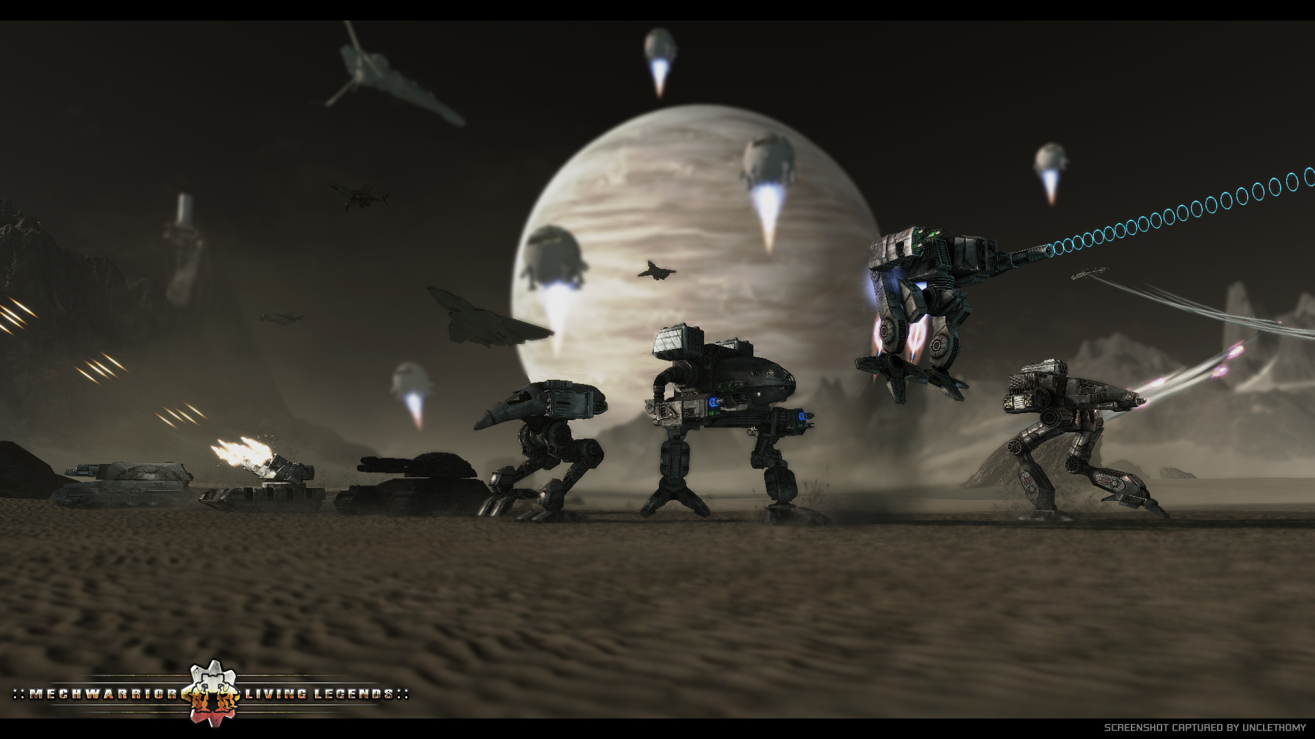 Mechwarrior 2 Wallpaper Servers